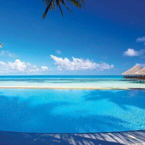 8 Tage MALEDIVEN in 4* Island Resort Villa mit All Inclusive, Flug & Wasserflugzeug ab 1.825€