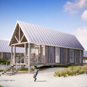 Urlaub in Zeeland: 7 Tage in neu eröffnetem Ferienhaus an der Nordsee ab 135€ p.P.