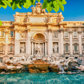 Italien: 4 Tage Rom übers WE mit gutem Hotel, Frühstück & Flug nur 95€
