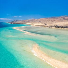 Ab auf die Kanaren: 7 Tage Fuerteventura im TOP 4* RIU Resort mit All Inclusive, Flug, Transfer & Zug nur 411€