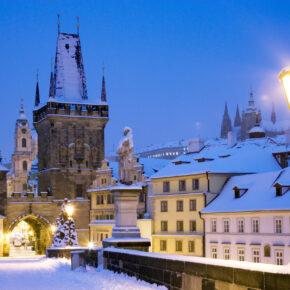 Prag Hotelgutschein: 2 Tage in einem A&O Hotel inkl. Frühstück nur 14,99€