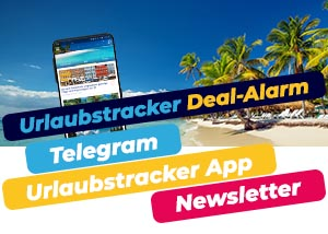 Urlaubstracker Deal Alarm