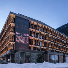 Zhero Hotel Aussen