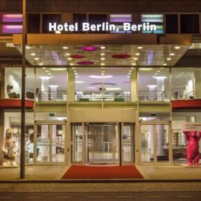 Berlin Kurztrip: 2 Tage am Wochenende im 4* Hotel mit Frühstück & Wellness nur 49€