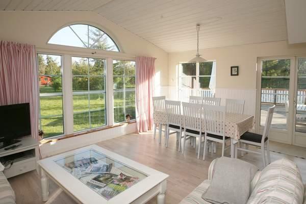 Dänemark Asko Ferienhaus Wohnzimmer