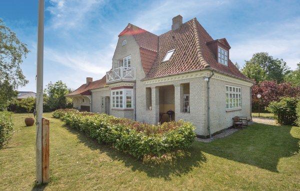 Dänemark Kragenaes Ferienhaus Außenansicht