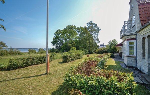 Dänemark Kragenaes Ferienhaus Garten