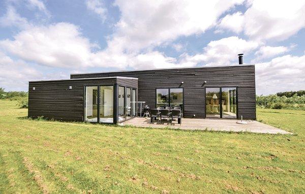 Dänemark Skovmose Ferienhaus Außenansicht