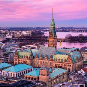 Bestseller: 2 Tage Hamburg übers Wochenende im TOP 3.5* Hotel nur 27€