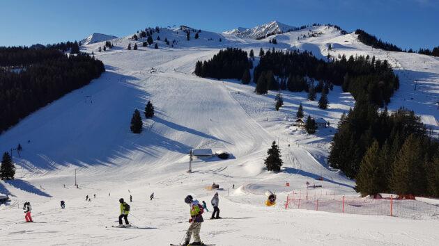 Deutschland Sudelfeld Ski