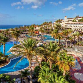 Kanaren-Traum: 7 Tage Fuerteventura mit 4* Hotel, Halbpension, Flug, Transfer & Zug nur 439€