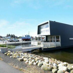 Dänemark: 8 Tage auf eigenem Hausboot mit Sauna ab 111€ p.P.