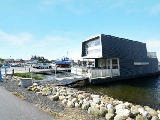 Hausboot Bork Havn