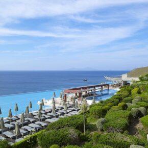 Luxus: 6 Tage auf Kos im TOP 5* Hotel inkl. Halbpension & Flug nur 353€
