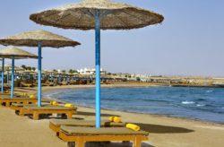 Sonne tanken in Ägypten: 1 Woche im TOP 4* Hotel mit All Inclusive, Flug, Transfer & Zug...