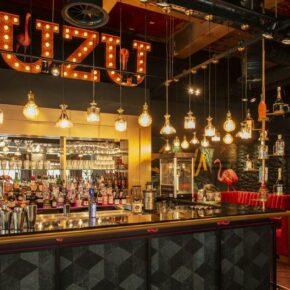 Niederlande Ede Hotel Reehorst Suite Hongkong Bar