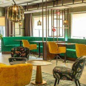 Niederlande Ede Hotel Reehorst Suite Hongkong Lounge