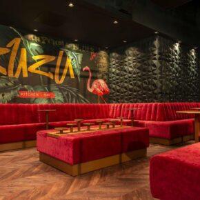 Niederlande Ede Hotel Reehorst Suite Hongkong Speisesaal