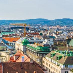 Ab nach Wien: Flüge in die Hauptstadt Österreichs für 1€