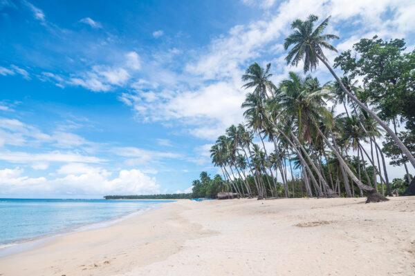 Philippinen Luzon Saud Beach