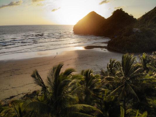 Philippinen Negros Sugar Beach