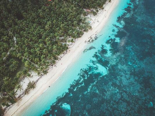 Philippinen Siargao Alegria Beach