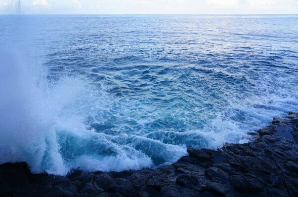 Tahiti Trou du Souffleur