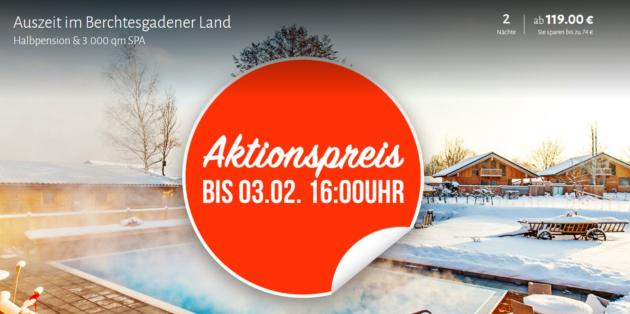 3 Tage Berchtesgadener Land