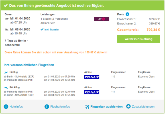 7 Tage Malle