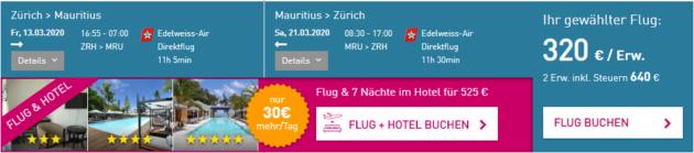 8 Tage Mauritius