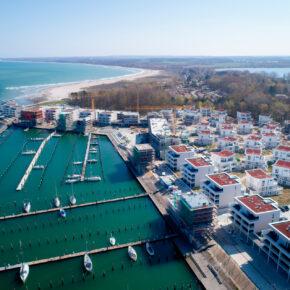 Neueröffnung an der Ostsee: 5 Tage in einer Ferienwohnung an der Promenade ab 52€ p.P.
