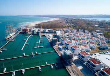 Direkt an der Ostsee: 5 Tage in einer Ferienwohnung an der Promenade ab 74€ p.P.