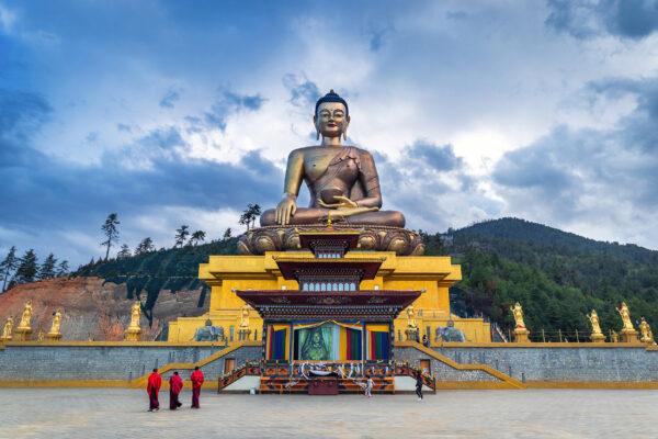 Bhutan Buddha Dordenma