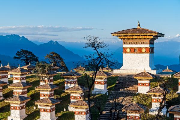 Bhutan Dochula Pass