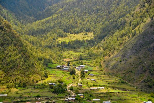 Bhutan Haa Tal