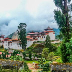 Bhutan Tipps: Die schönsten Sehenswürdigkeiten des Königreichs inkl. Infos zur An- & Einreise