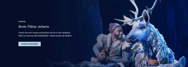 Die Eiskönigin Musical