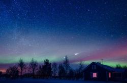 Traumhaftes Finnland: Direktflüge nach Lappland nur 55€