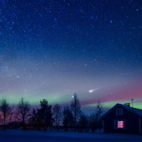 8 Tage im wunderschönen Finnland: Flüge nach Lappland nur 49€