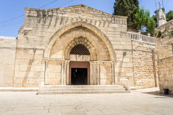 Israel Jerusalem Mariengrab