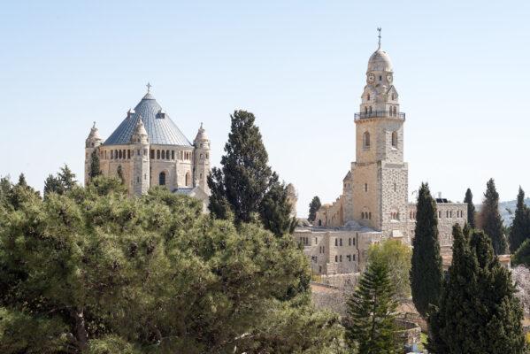 Israel St. Jakobus Kathedrale