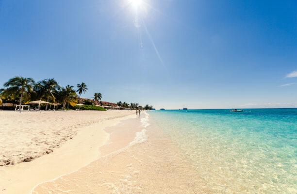 Kaimaninseln Grand Cayman Strand