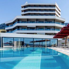 Langes Wochenende in Kroatien: 4 Tage im TOP 4* AWARD Hotel inkl. HP ab 148€