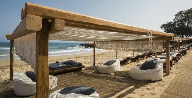 Mitsis Rinela Beach Strand Kreta
