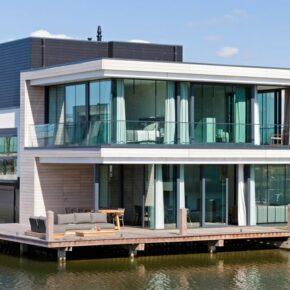 Niederlande: 5 Tage in eigener Luxus Wasser-Villa ab 134€ p.P.