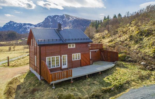 Norwegen Ferienhaus Stave Ausblick