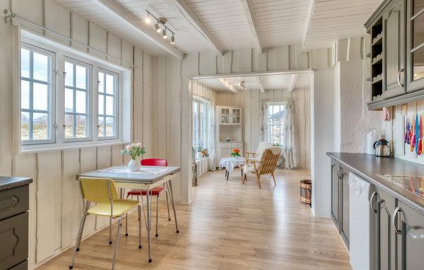 Norwegen Ferienhaus Stave innen