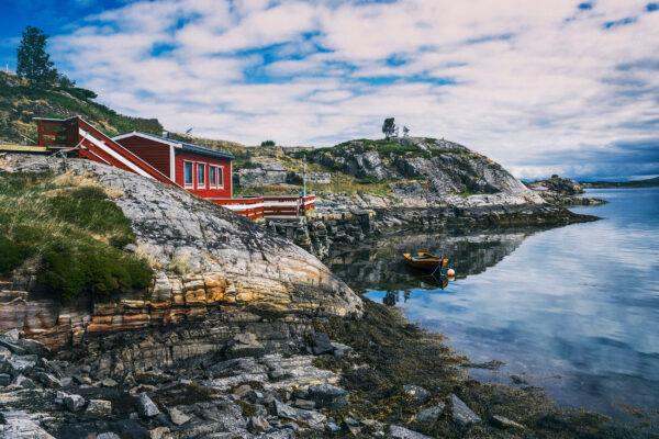 Norwegen More og Romsdal