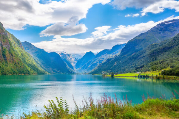 Norwegen Nordfjord
