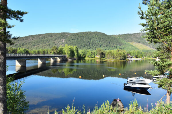 Norwegen Setesdal